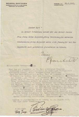BulgarischerGrafenstand30.08.1942fuerKurtWahl
