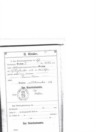 Geburtsurkunde Edith Wahl 021