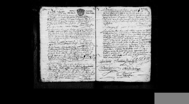 registredemarriagejeanchastelainet-marie-de-meaux-1-11-1679overallview