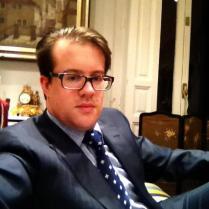 Alexander im Exil in Madrid, April 2013